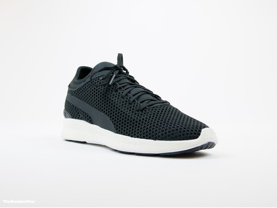 Puma Ignite Sock Knit Black-361060-03-img-2