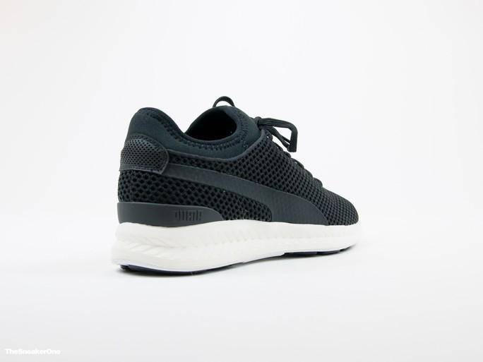 Puma Ignite Sock Knit Black-361060-03-img-3