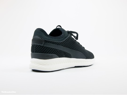 Puma Ignite Sock Knit Black-361060-03-img-3