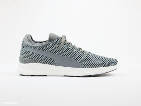 Puma Ignite Sock Knit Gray-361060-05-img-1