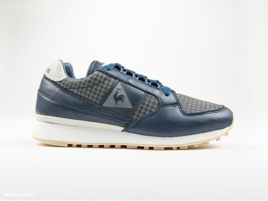 Le Coq Sportif ECLAT HOUNDSTOOTH dress blue-1621129-img-1