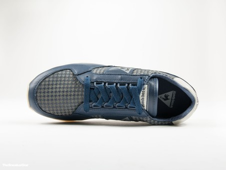 Le Coq Sportif ECLAT HOUNDSTOOTH dress blue-1621129-img-2