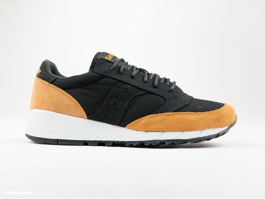 outlet boutique first look special for shoe Saucony Jazz 91 Black/Yellow - S70216-7 - TheSneakerOne