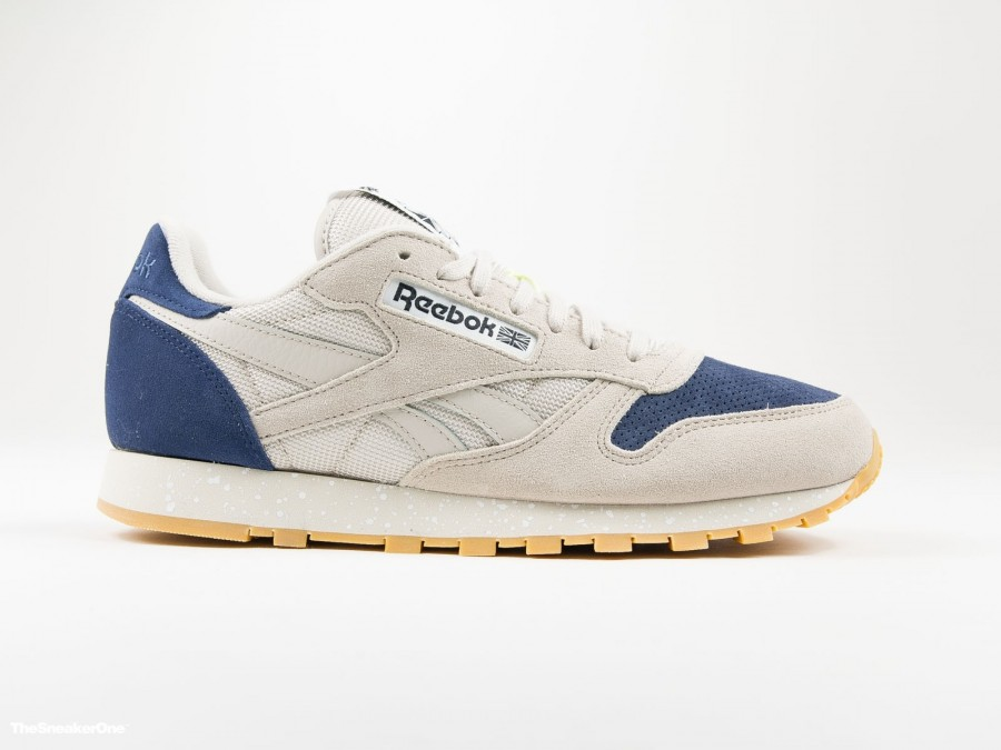 Reebok CL Leather SM Sand Stone