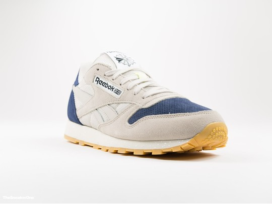 Reebok CL Leather SM Sand Stone-AQ9773-img-2
