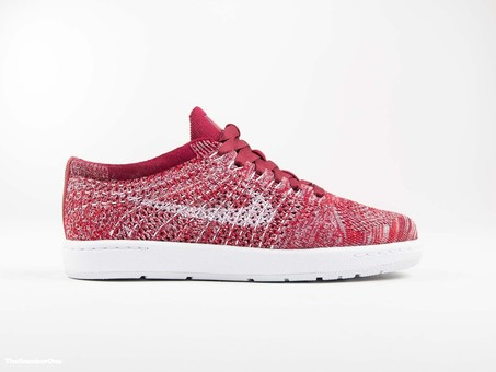 Nike Tennis Classic Ultra Flyknit Red Wmns-833860-600-img-1