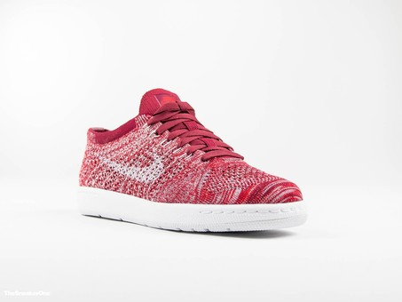 Nike Tennis Classic Ultra Flyknit Red Wmns-833860-600-img-2