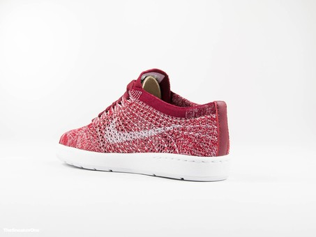 Nike Tennis Classic Ultra Flyknit Red Wmns-833860-600-img-3