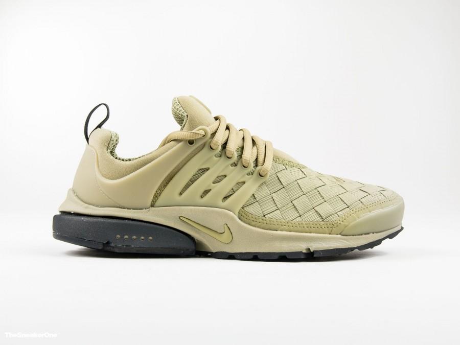 3370336fa1d8e Nike Air Presto SE Olive - 848186-200 - TheSneakerOne