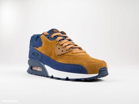 Nike Air Max 90 Premium Brown-700155-201-img-2
