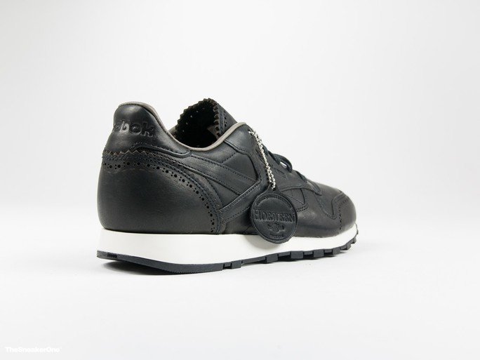 Reebok Classic Leather Lux Horween Black-AQ9961-img-3
