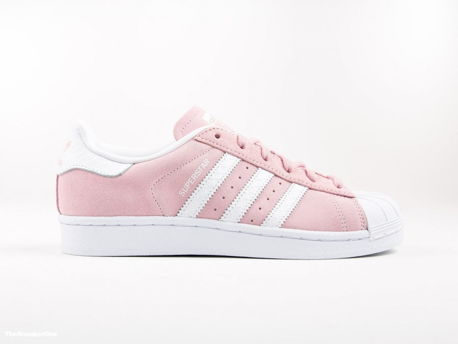 adidas Original Superstar W Pink