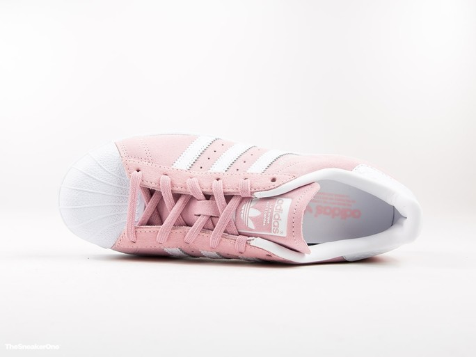 adidas Original Superstar W Pink-S76155-img-5