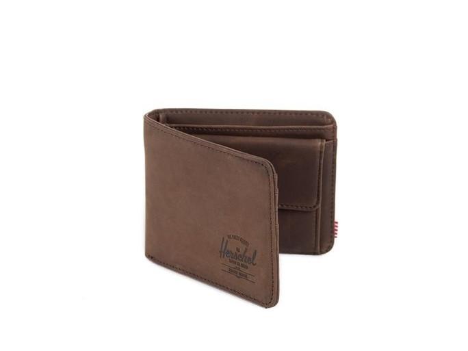 Cartera Herschel Hank + Coin Leather-10149-00037-OS-img-1
