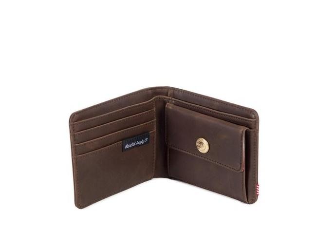 Cartera Herschel Hank + Coin Leather-10149-00037-OS-img-2