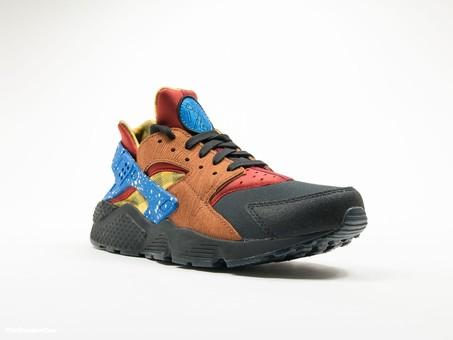 Nike Air Huarache Run PRM Campfire Dark Cayenne-704830-600-img-2