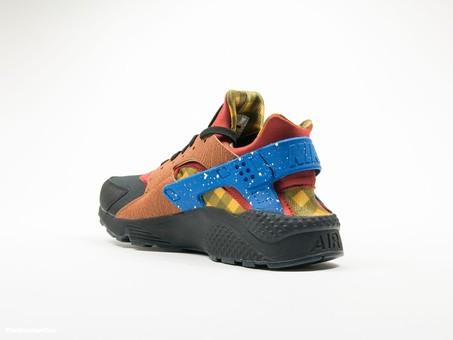 Nike Air Huarache Run PRM Campfire Dark Cayenne-704830-600-img-4