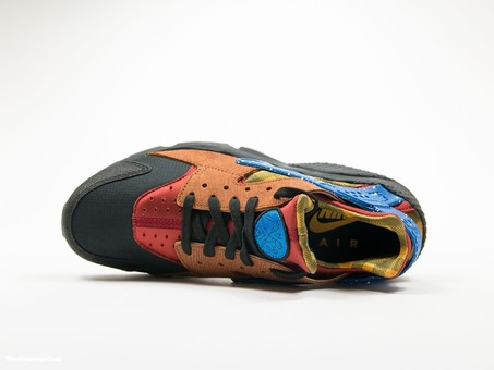 Nike Air Huarache Run PRM Campfire Dark Cayenne-704830-600-img-6