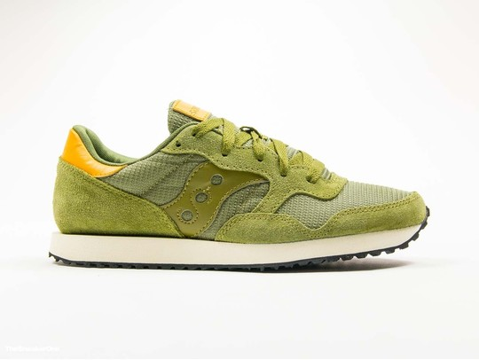 Saucony DXN Trainer Olive-S70124-52-img-1