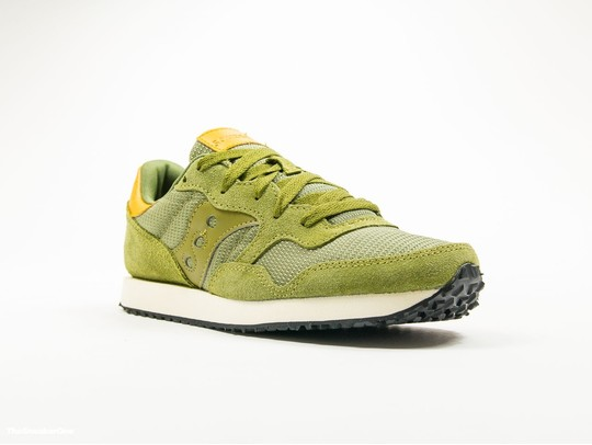 Saucony DXN Trainer Olive-S70124-52-img-4