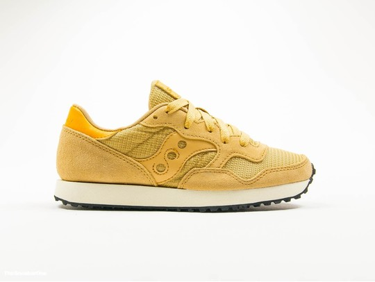 Saucony DXN Trainer Tan Wmns-S60124-51-img-1