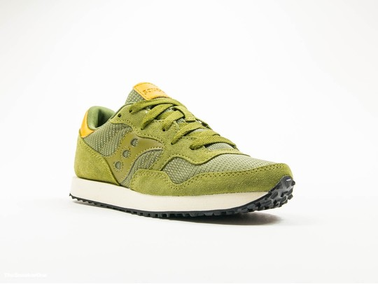 Saucony DXN Trainer Olive Wmns-S60124-52-img-2