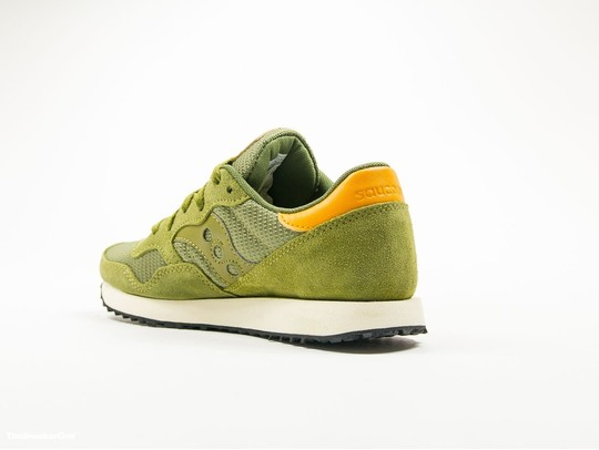 Saucony DXN Trainer Olive Wmns-S60124-52-img-3