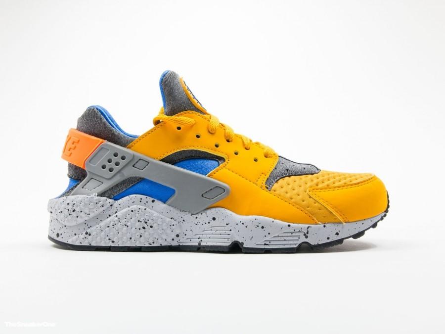Nike Air Huarache Run SE Yellow