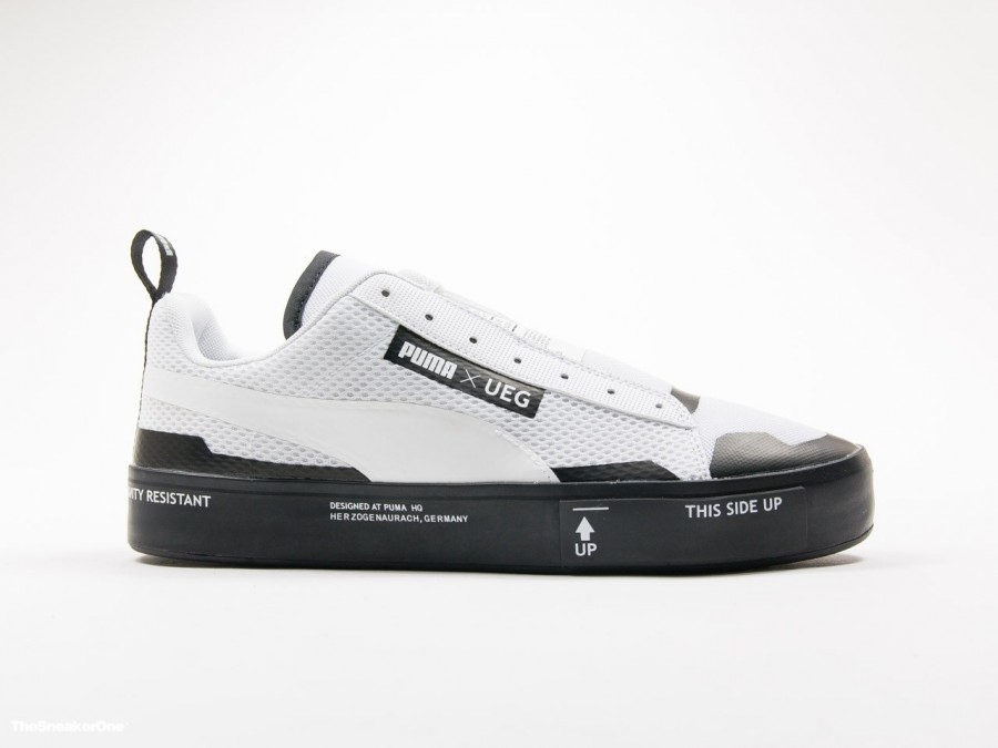 Puma Court Play SlipOn x UEG White-361637-02-img-1