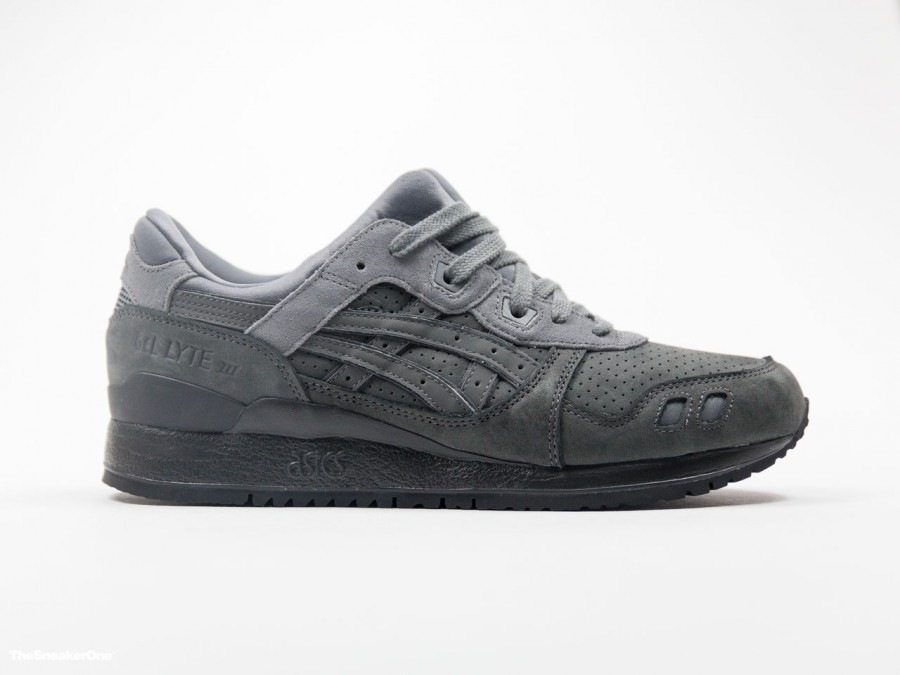 "Asics Gel Lyte III Dark Grey ""Moon Walker"""