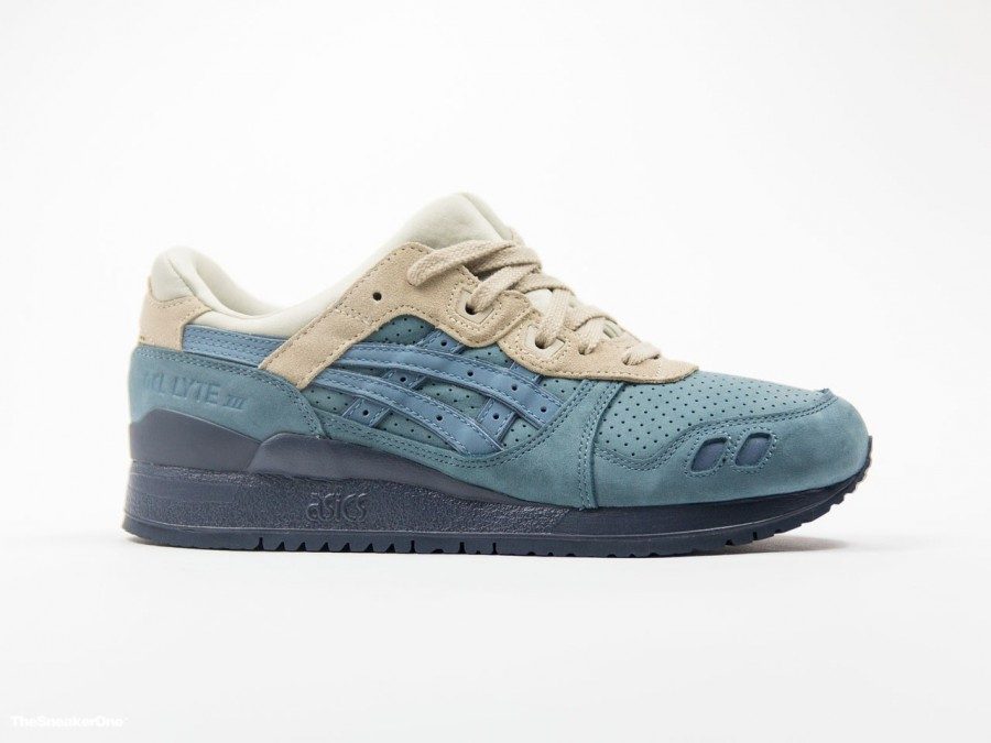 Asics Gel Lyte III Blue Mirage  Moon Walker -H6W0L-4646-img-1