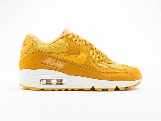 Nike Air Max 90 Premium Gold Leaf Wmns-443817-701-img-1