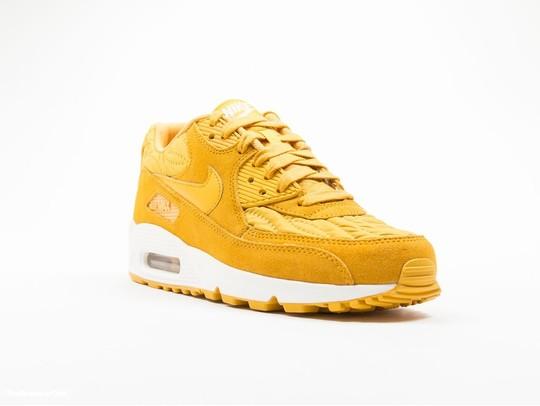 Nike Air Max 90 Premium Gold Leaf Wmns-443817-701-img-2