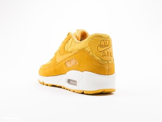 Nike Air Max 90 Premium Gold Leaf Wmns-443817-701-img-4