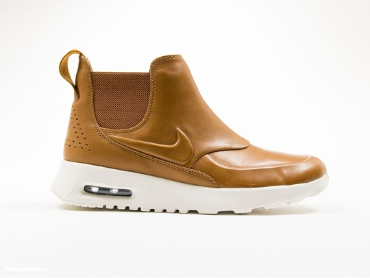 Nike Air Max Thea Mid-Top Brown Wmns-859550-200-img-1
