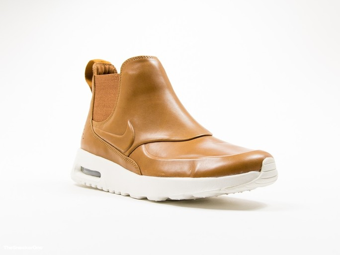 Nike Air Max Thea Mid-Top Brown Wmns-859550-200-img-2