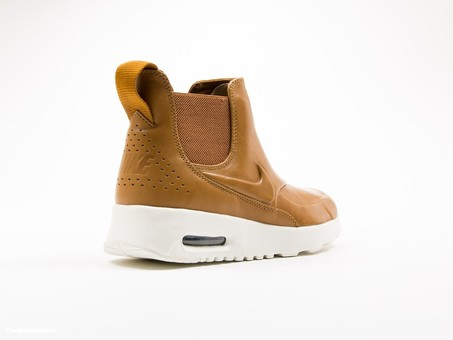 Nike Air Max Thea Mid-Top Brown Wmns-859550-200-img-3