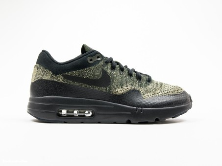 Nike Air Max 1 Ultra Flyknit Olive Sequoia-856958-203-img-1