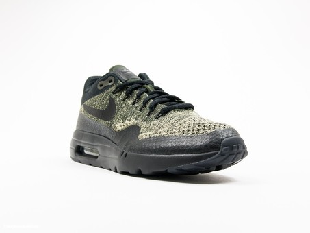 Nike Air Max 1 Ultra Flyknit Olive Sequoia-856958-203-img-2