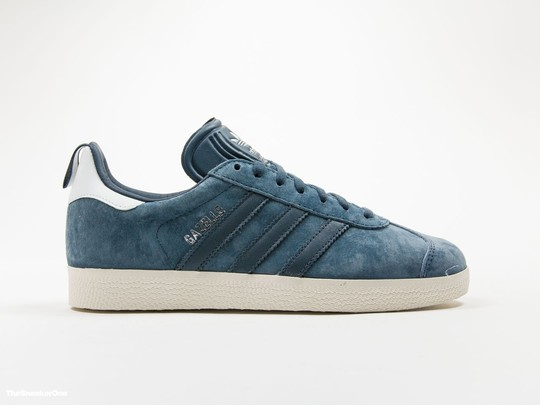 adidas Gazelle Utility Blue-BB0659-img-1
