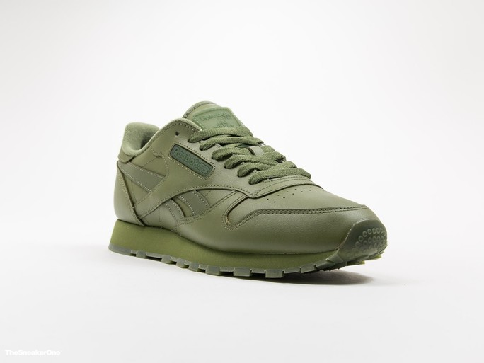 Reebok Classic Leather Solids Canopy Green-BD1322-img-2
