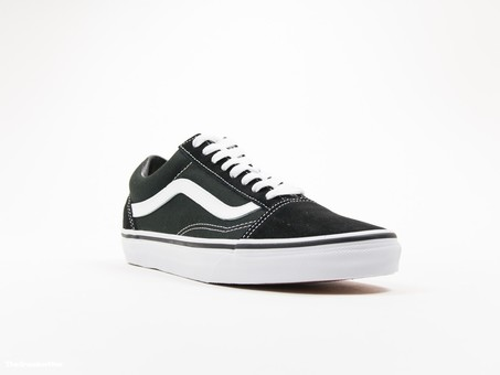 Vans U Old Skool Black White Unisex-VD3HY28-img-2
