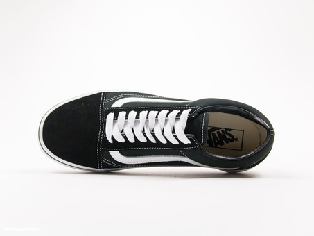Vans U Old Skool Black White Unisex-VD3HY28-img-5
