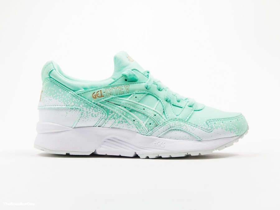 Asics Gel Lyte V Christmas Pack Light Mint Wmns