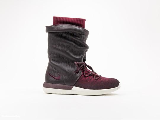 Women's Nike Roshe Two Flyknit Hi Shoe-861708-600-img-1