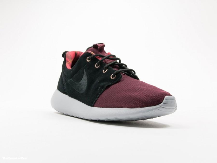 wholesale dealer b110d 40009 Nike Roshe One Premium Night Maroon - 525234-602 - TheSneakerOne