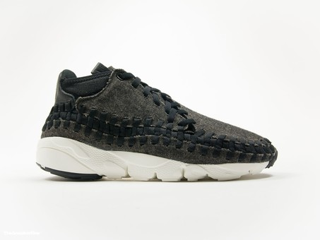Nike Air Footscape Woven Chukka SE Black Ivory-857874-001-img-1