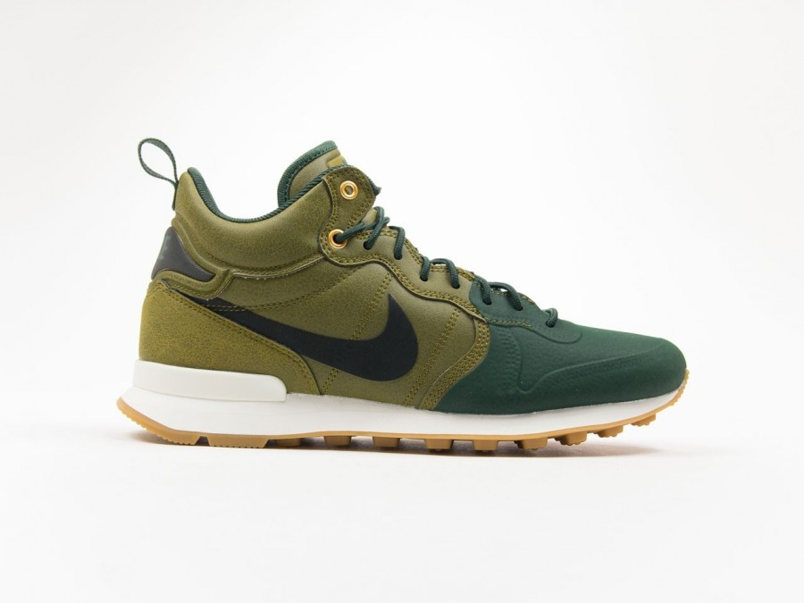 Nike Internationalist Utility Olive Flak
