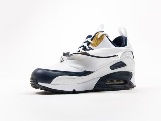 Men's Nike Air Max 90 Utility Shoe-858956-100-img-3
