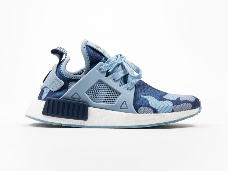 san francisco 99ec1 60bb3 Adidas NMD XR1 Duck Camo Blue